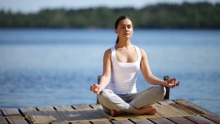 5 bài tập yoga cơ bản cho người mới bắt đầu