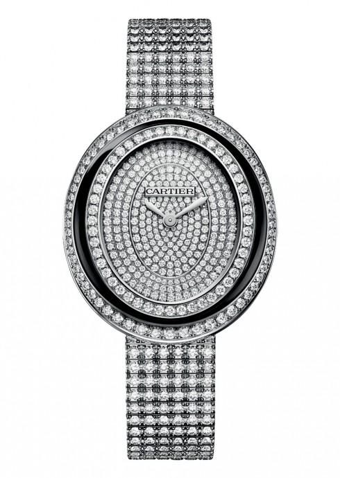 Mẫu đồng hồ Cartier Hypnose
