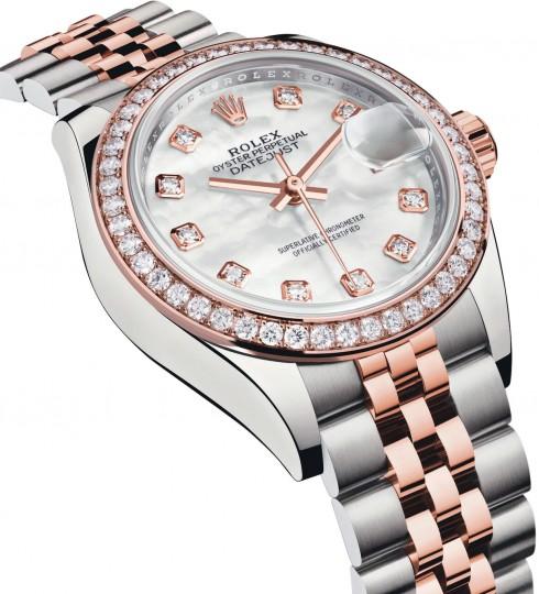Mẫu đồng hồ ROLEX - Lady Datejust 28