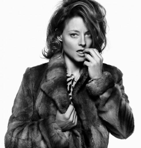 Nu dien vien Jodie Foster duoc vinh danh tren dai lo danh vong – ellevn - 01