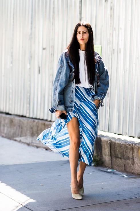 Wrapped Skirt (tạm gọi: Váy quấn) là một trong những loại trang phục đang rất được lòng giới mộ điệu.