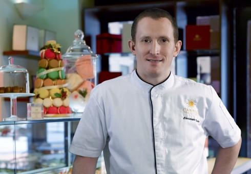 Siêu đầu bếp người Pháp Christophe Grilo