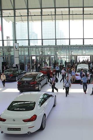 Khai mạc triển lãm BMW World Vietnam 2016