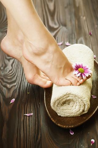 7 bí mật để sở hữu bàn chân đẹp