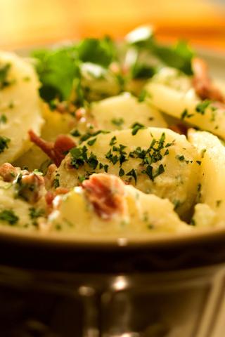 Tuyệt chiêu giảm cân bằng khoai tây?