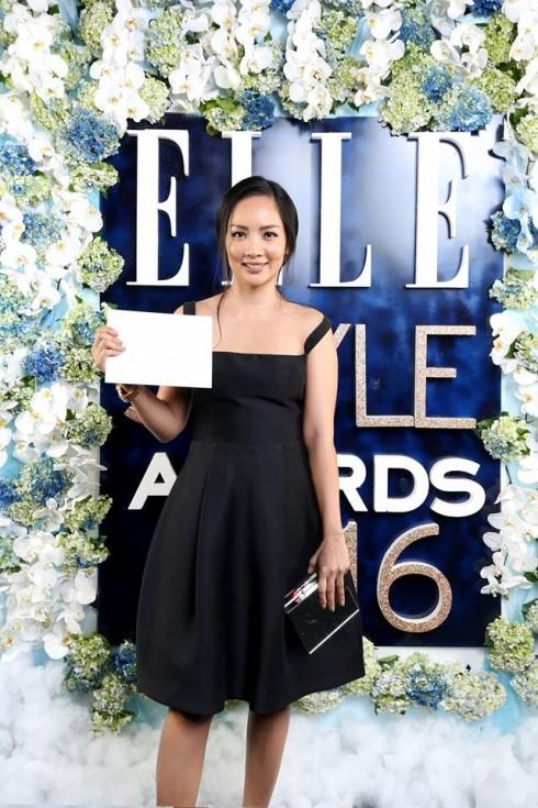 Chị Mai Son - Tổng giám đốc công ty Maison Trang phục: Dsquared2