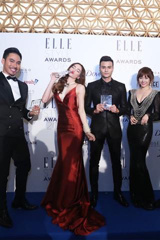 Những hình ảnh đáng nhớ tại ELLE Style Awards 2016