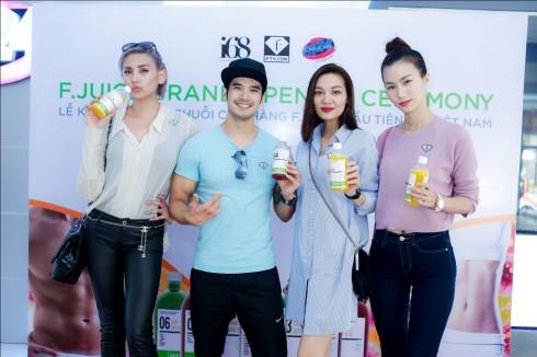 F juice nguoi ban dong hanh trong phong gym – ellevietnam 10