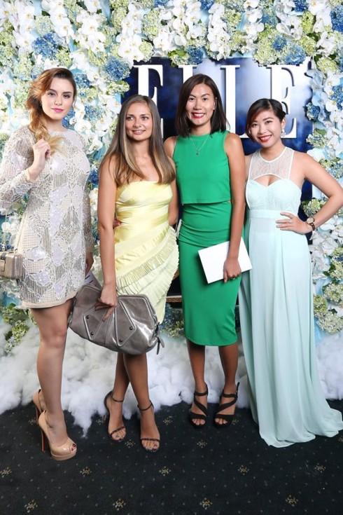Đại diện công ty Xuan An Fashion