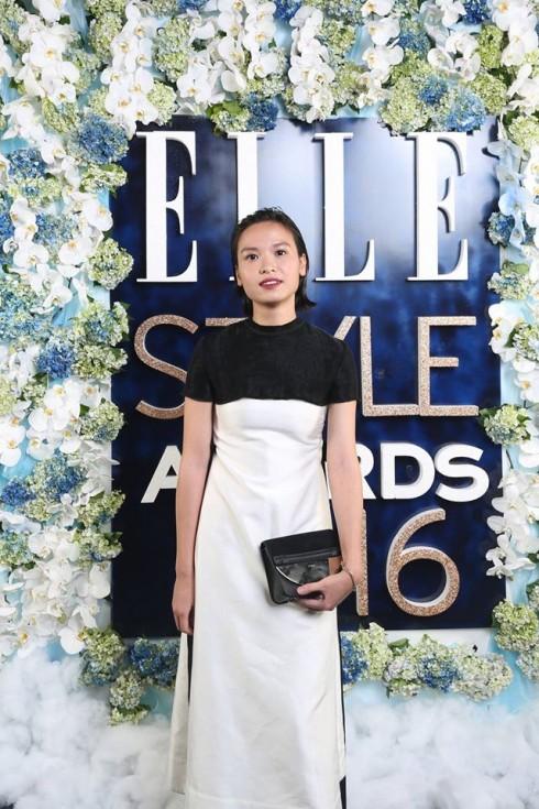 Đoàn Phương Anh - Phóng viên Thời trang & Stylist tạp chí ELLE Việt Nam