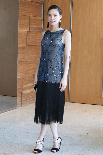 Hồ Ngọc Hà làm cố vấn cho giải thưởng Elle Style Awards 2016