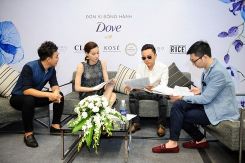 Ban cố vấn của giải thưởng Elle Style Awards 2016