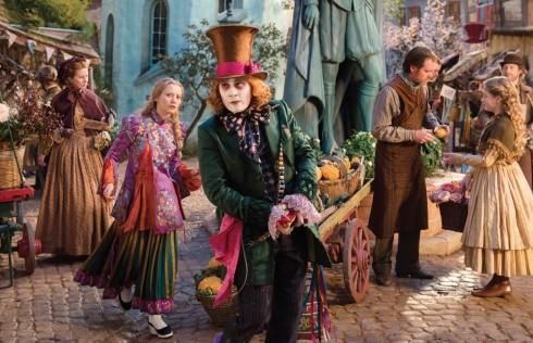 Alice in Wonderland 2: Giấc mộng nữ quyền