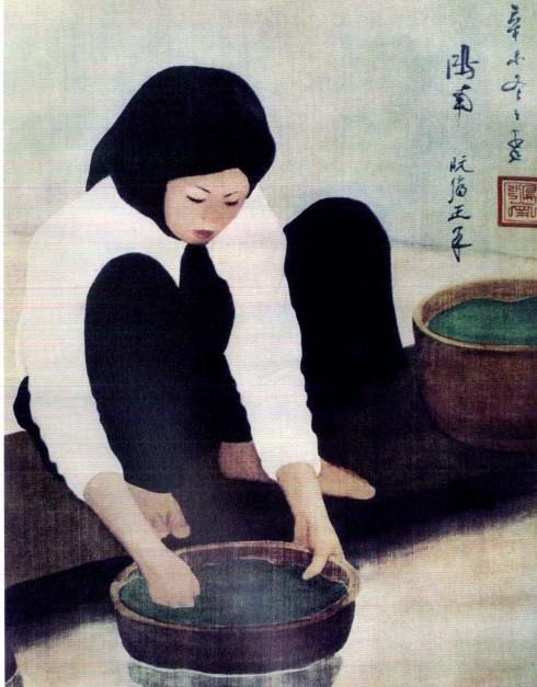 Nhật kí của danh họa Nguyễn Phan Chánh 2