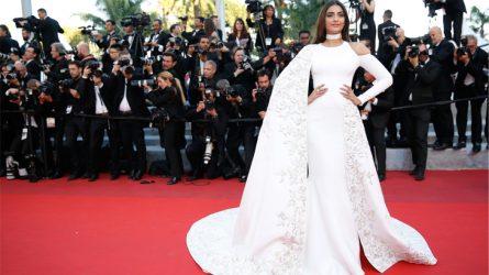 Đầm dài chiếm lĩnh thảm đỏ Liên hoan phim Cannes 2016