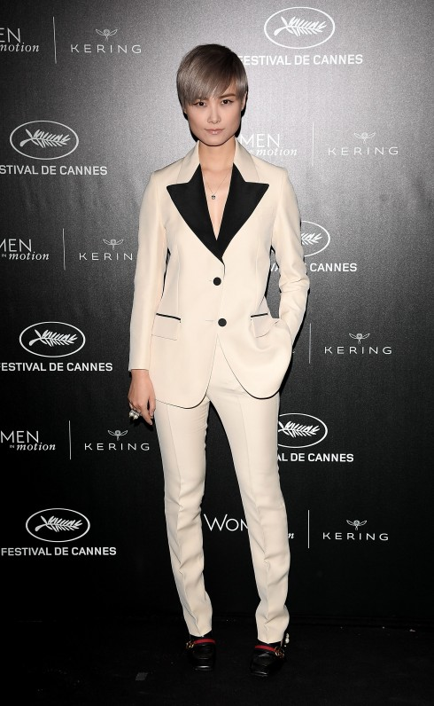 Kering And Cannes Film Festival Official Dinner : Photocall At The 69th Cannes Film Festival