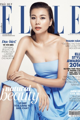 ELLE tháng 06/2016 – Back to Nature