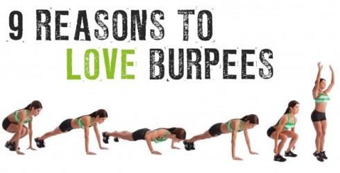 Burpee: Bài tập giảm mỡ bụng nhanh nhất 4