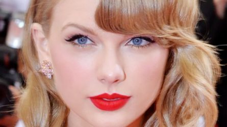 5 màu son đẹp nóng bỏng của Taylor Swift