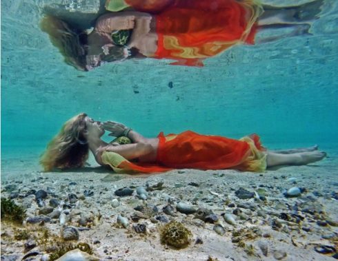 Thổi cảm hứng du lịch biển từ Instagram Kerri Verna 4