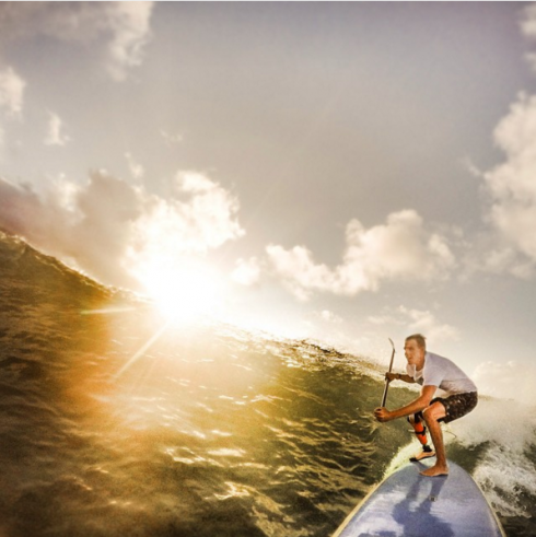 Thổi cảm hứng du lịch biển từ Instagram Mike Coots 10
