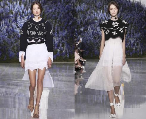 Bộ sưu tập thời trang Dior Xuân-Hè 2016: Chất thơ thuần khiết 2