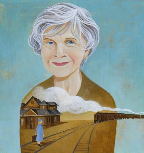 9 mẩu chuyện của nhà văn đoạt giải Nobel Alice Munro 4