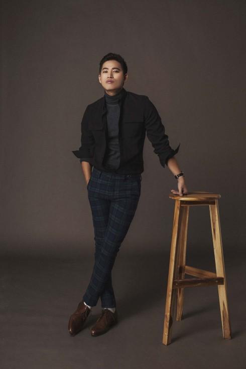 """Đinh Thành Long: """"Stylist phải mang đến cảm giác yên tâm và tự tin"""""""