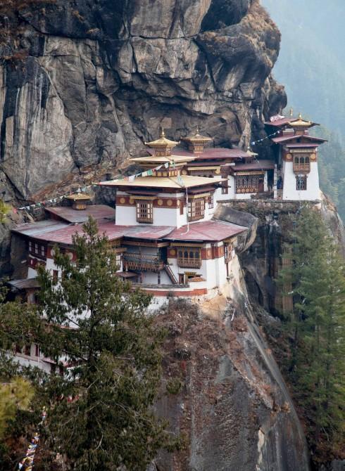 du lich bhutan 1