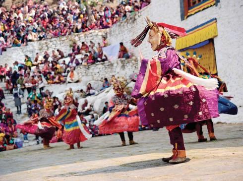 du lich bhutan 10