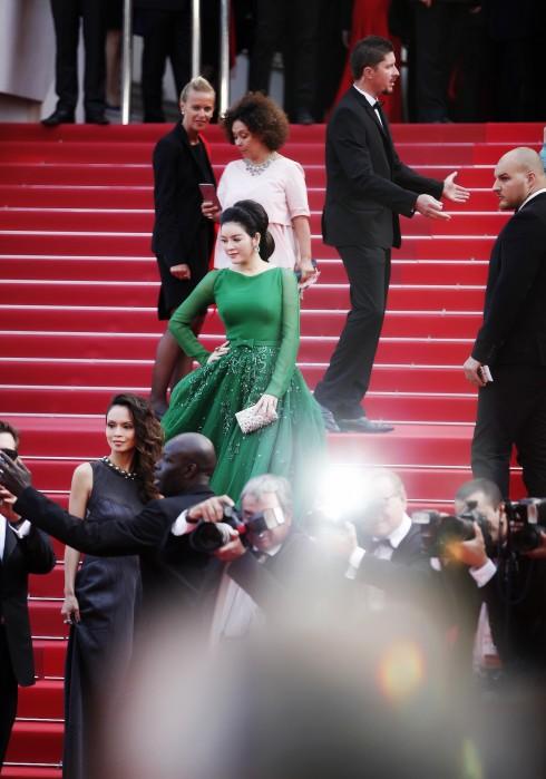 Vẻ đẹp đầy chất thơ của Lý Nhã Kỳ tại Cannes 2016 09