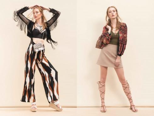 1 món đồ 2 phong cách: phong cách thời trang boho 1