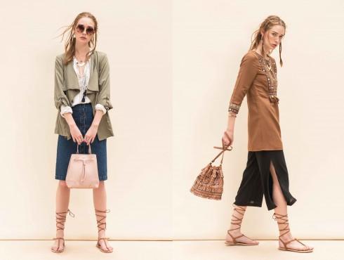 1 món đồ 2 phong cách: phong cách thời trang boho 3