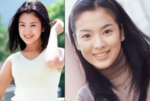 Kiểu tóc ấn tượng của Song Hye Kyo qua từng thời kì - ELLE Việt Nam (4)