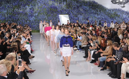 Dior Fashion Show Ready to Wear Collection Spring Summer 2016 in Paris 03