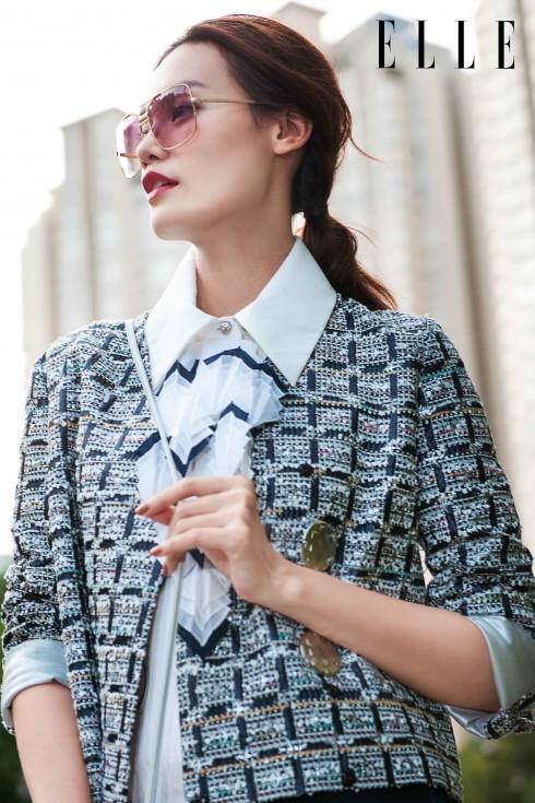 Chiếc áo khoác nữ diệu kỳ 8