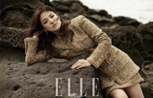Kiểu tóc ấn tượng của Song Hye Kyo qua từng thời kì - ELLE Việt Nam (15)