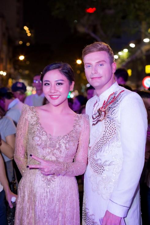 Văn Mai Hương và Kyo York