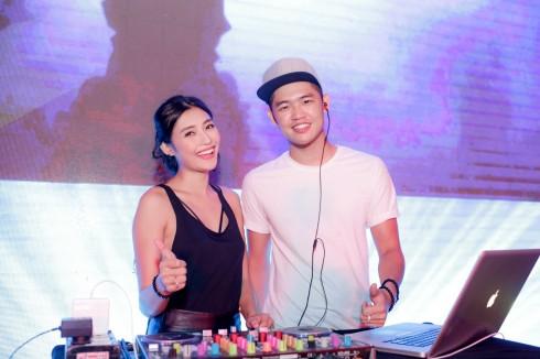 DJ MoS – Tùng Anh và Hà Linh Vân