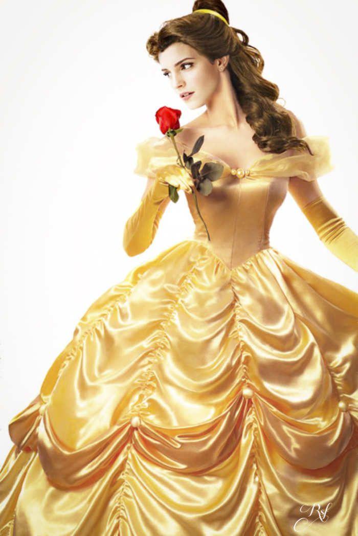 Emma Watson - Nàng công chúa mới của Disney