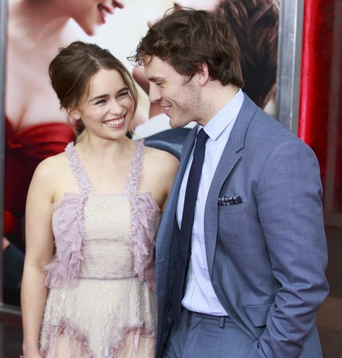 World Premiere of Me Before You