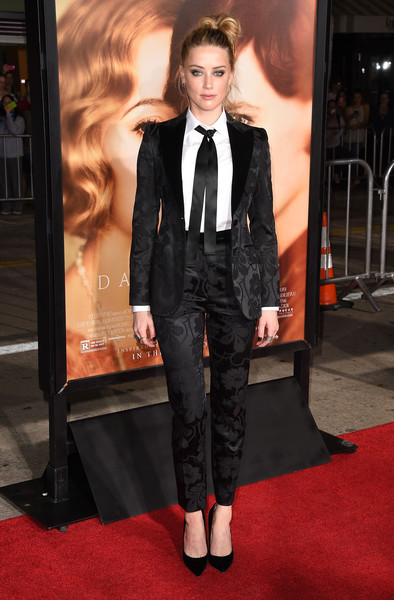 Amber Heard<br/>Dolce & Gabbana