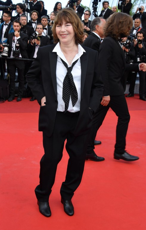 Jane Birkin <br/>Saint Laurent