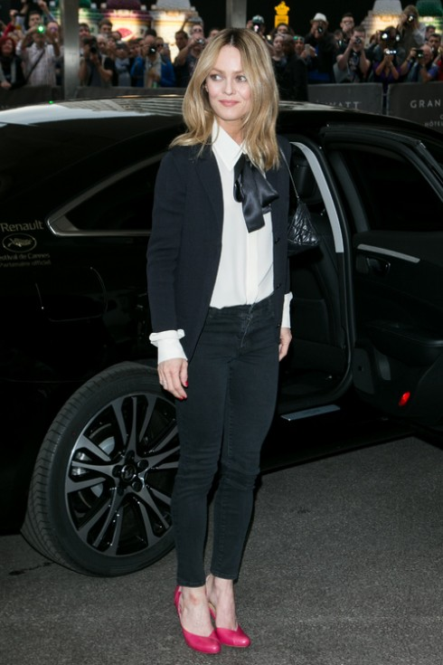 Vanessa Paradis<br/>Chanel