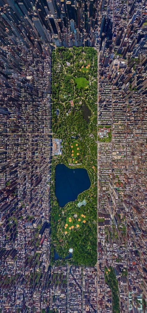 Central Park ở New York, Hoa Kỳ