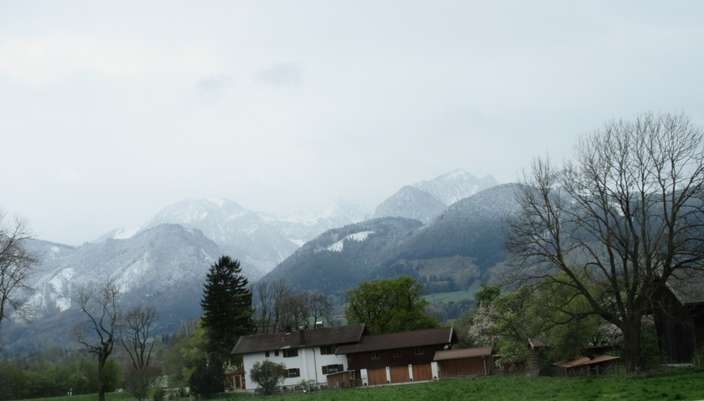 Du lịch châu Âu vùng phố núi 2