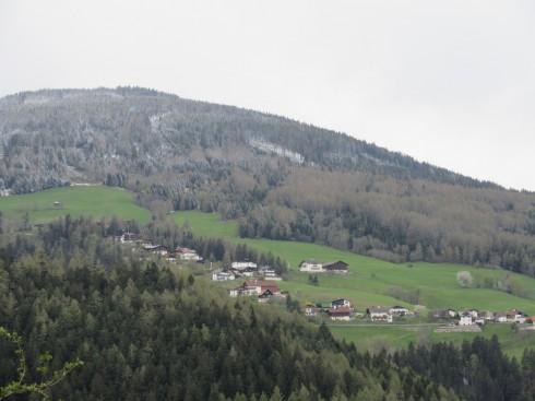 Du lịch châu Âu vùng phố núi 3