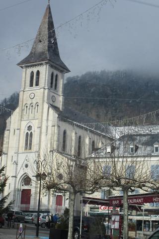 Du lịch châu Âu vùng phố núi