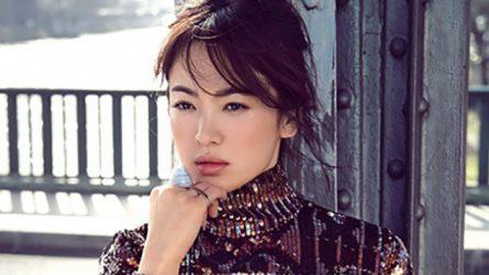 Những kiểu tóc ấn tượng của Song Hye Kyo qua từng thời kỳ