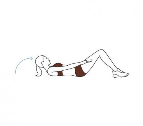 6 bài tập cơ bụng cơ bản dễ thực hiện 5